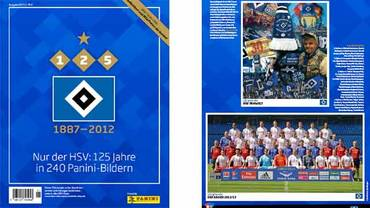 125 Jahre HSV Stickeralbum - Tauschbörse!