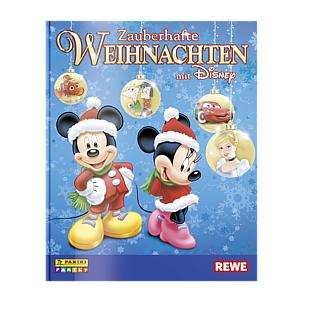 Rewe Sticker - Zauberhafte Weihnachten Tauschbörse