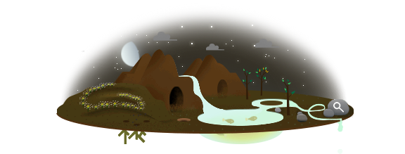 Tag der Erde - Google Doodle zum Earth Day 2013